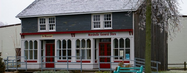 Marshville General Store Building &#8211; Marshville Heritage Village &#8211; Wainfleet