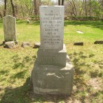 Secord Headstone - Homer Anglican Cemetery
